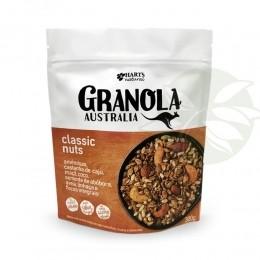 Granola Australia Classic Nuts Hart's Natural SEM GLÚTEN 300g