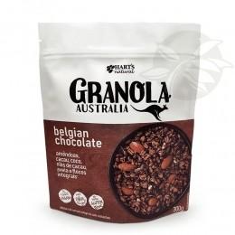 Granola Belgian Chocolate Hart's Natural SEM GLÚTEN 300g