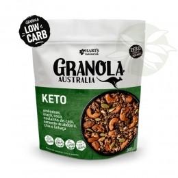 Granola KETO Low Carb Zero Açúcar Hart's Natural 300g