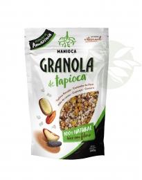 Granola Tapioca 100% Natural 200g - Manioca