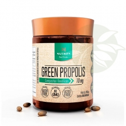 Green Própolis Nutrify - Extrato Verde Concentrado 70% - 60 Cápsulas