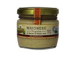 Maionese Vegana de Biomassa de Banana Verde 120g - Alimentar Orgânico