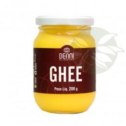 Manteiga GHEE (Manteiga Clarificada) 200g - Benni