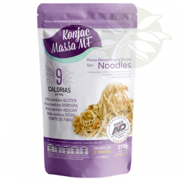 Massa Alimentícia de Konjac - Noodles 270g (200g drenado)