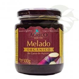 Melado de Cana Orgânico 300g  - Agreco