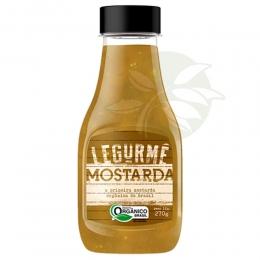 Mostarda Orgânica Bisnaga 270g - Legurmê