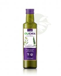 OLICHIA - Óleo de Chia e Azeite de Oliva Extra Virgem 250ml - Produza Foods