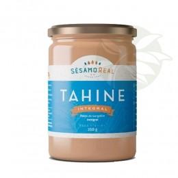 Pasta de Gergelim - TAHINE INTEGRAL 350g  - Sésamo Real