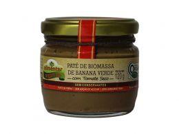 Patê de Biomassa c/Tomate Seco Orgânico 120g - Alimentar.org