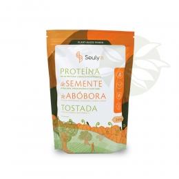 Proteína de Semente de Abóbora Tostada Agroecológica 340g - Souly