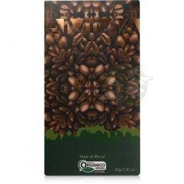 Chocolate Orgânico Café Amma - Qahwa 60% Cacau 80g