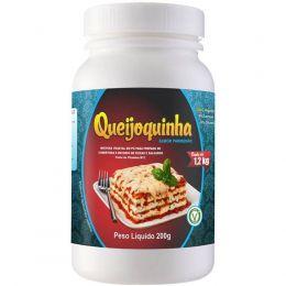 QUEIJOQUINHA - Mistura em Pó para Queijo Vegano [ Parmesão ] 200g - Natural Sciense