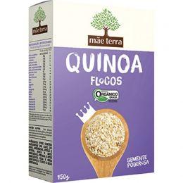 Quinoa em Flocos Orgânica 150g - Mãe Terra