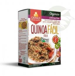 Quinoa Fácil Itália Orgânica 100g - Grings