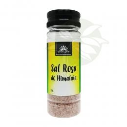 Sal Rosa do Himalaia com Alho Orgânico 120g - Kampo de Ervas