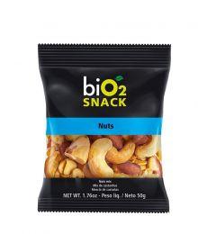 Snack Nuts (Castanhas) 50g - biO2