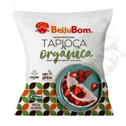 Tapioca Pronta Orgânica (Hidratada) 420g – BeijuBom