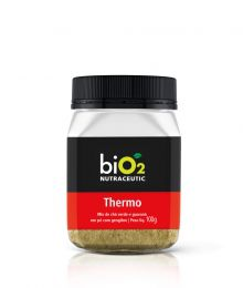 biO2 Thermo (Mix de Chá Verde e Guaraná) 100g - biO2