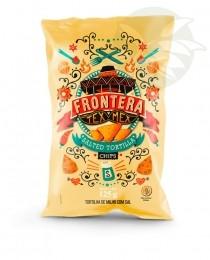 Tortilla Chips Milho - Natural c/ Sal Tex Mex Frontera 125g