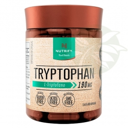 Tryptophan Nutrify 60 Cápsulas