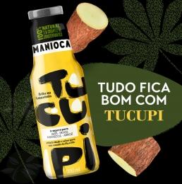 Caldo Tucupi Amarelo 300ml - Manioca