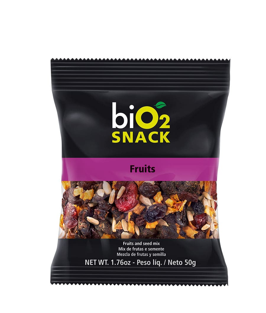 Snack Fruits 50g - biO2