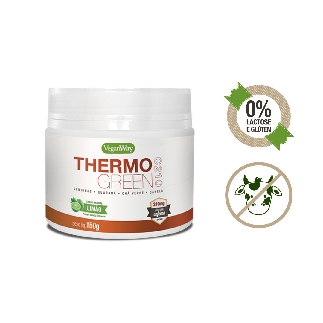 Thermo Green C210 150g - VeganWay