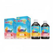 ApetiKids Sabor Frutas Vermelhas - 240ml - Zero Açúcar