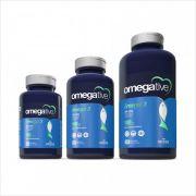 Omegative 3 - c/60 Cápsulas - 1000mg - EPA/DHA - Ômega 3