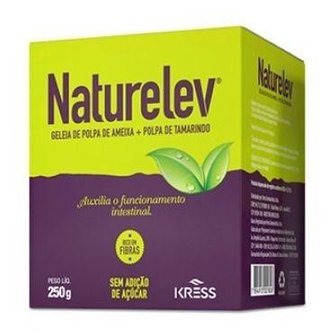 Naturelev Geléia 250g - Zero açúcar - Rica em Fibras