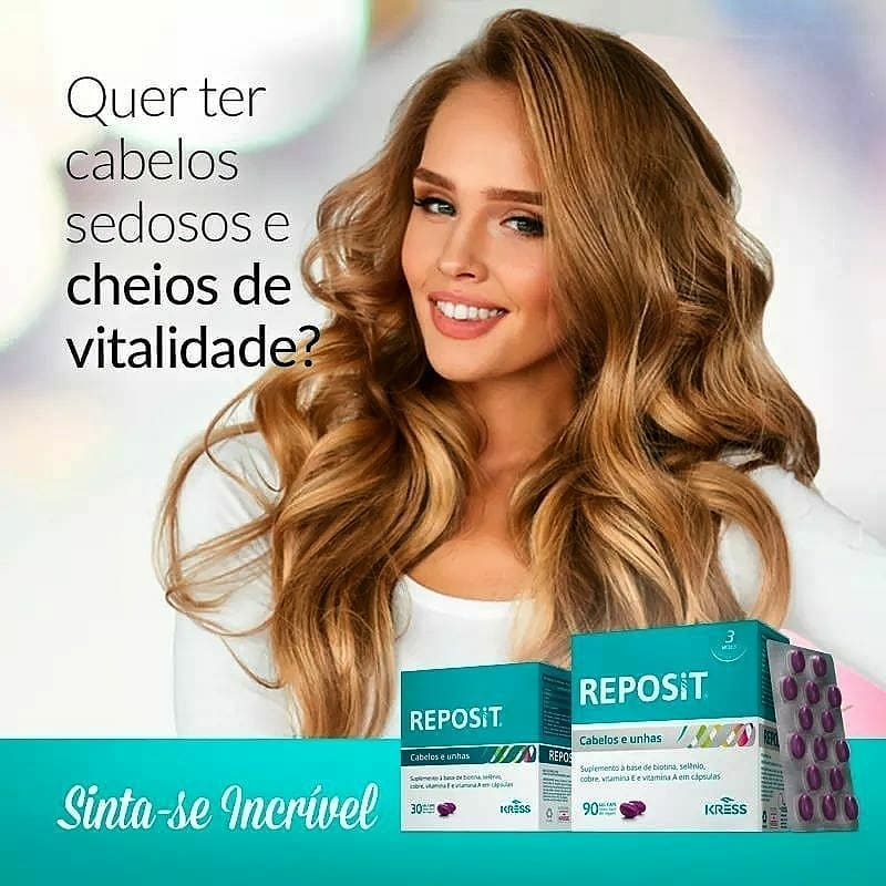 Reposit - c/30 Cápsulas Gel
