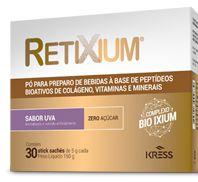 Retixium (Verisol) - c/30 Stick Sachês - Sabor Uva