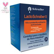 Lacto Schraiber II - 10 Sachês