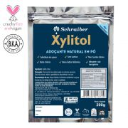Xylitol Adoçante Natural - 200g