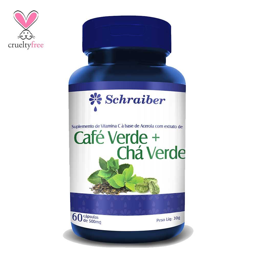 Café Verde com Vitaminas e Cromo