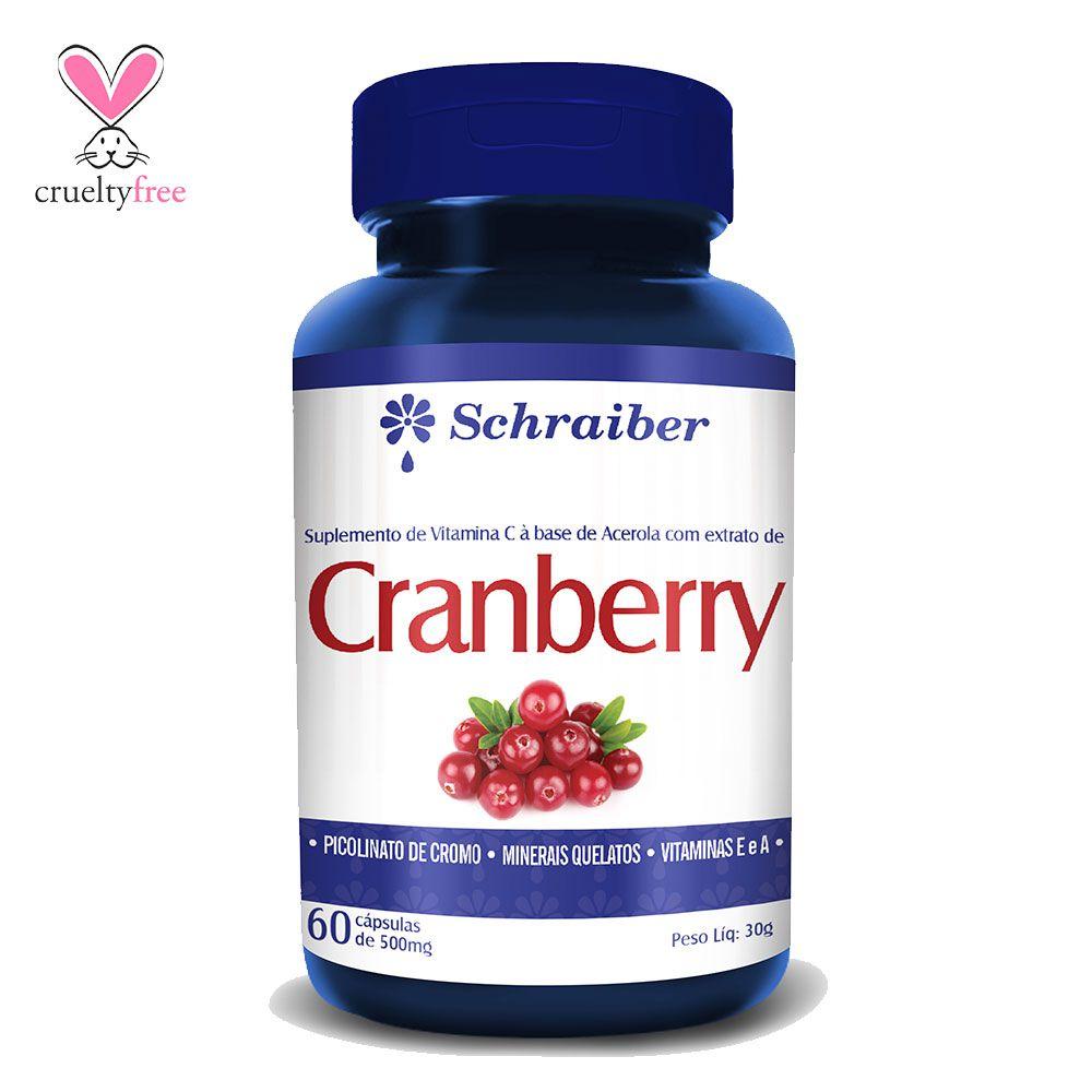 Cranberry em Capsulas