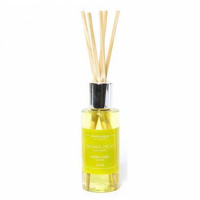 Difusor por varetas Aroma Sticks Capim Limão 120ML - Aromagia