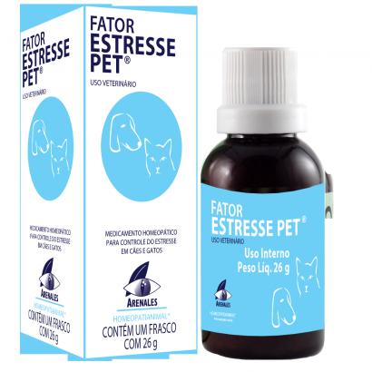 Fator Estresse PET