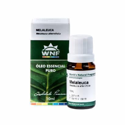 Óleo Essencial de Melaleuca TEA TREE 10ML - WNF