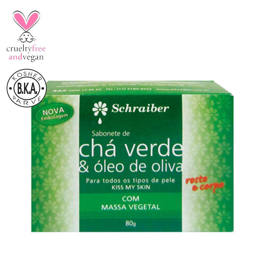 Sabonete Chá Verde