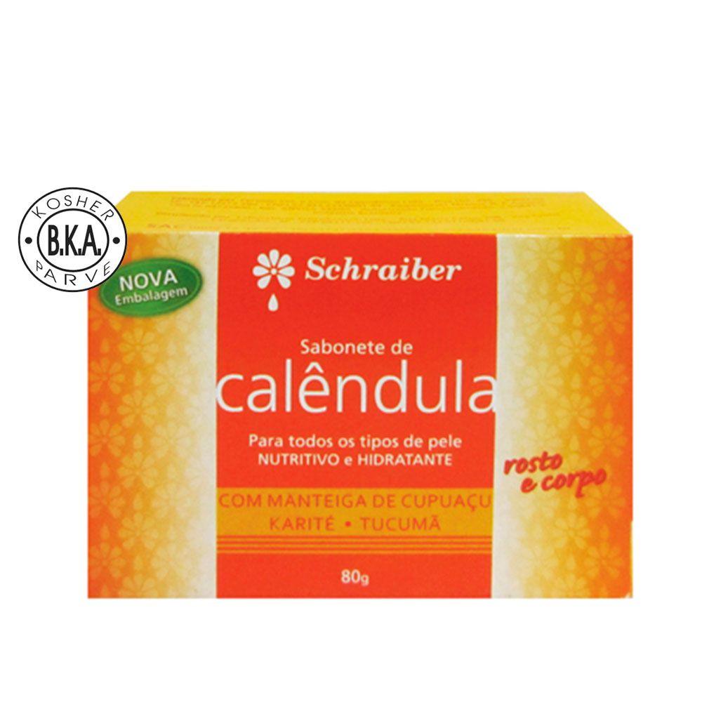 Sabonete de Calêndula - 80g.