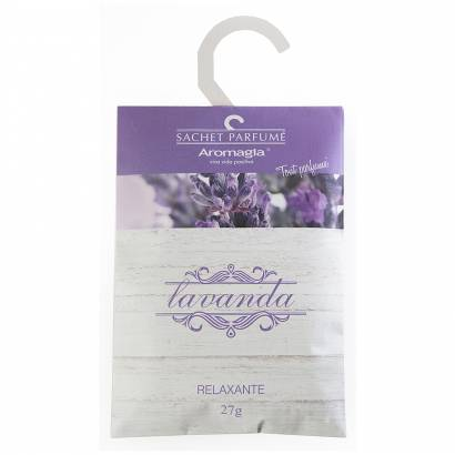 Sachê Perfumado Lavanda - Aromagia