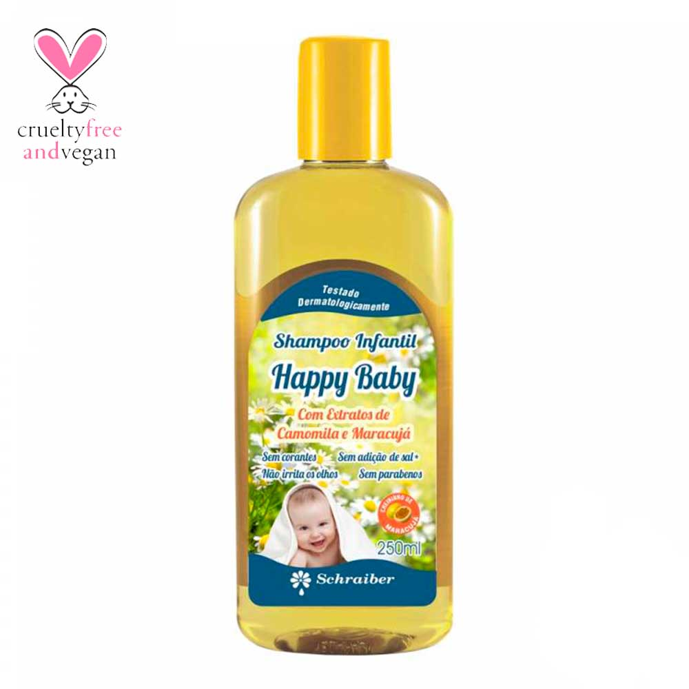 Shampoo Infantil - Happy Baby
