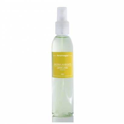 Spray de Ambiente Capim Limão 200ML - Aromagia