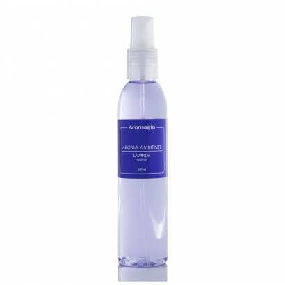 Spray de Ambiente Lavanda 200ML - Aromagia