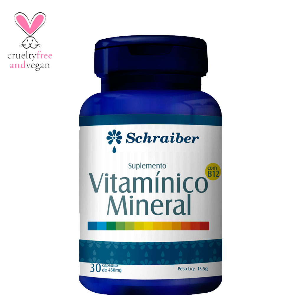 Suplemento Vitamínico Mineral