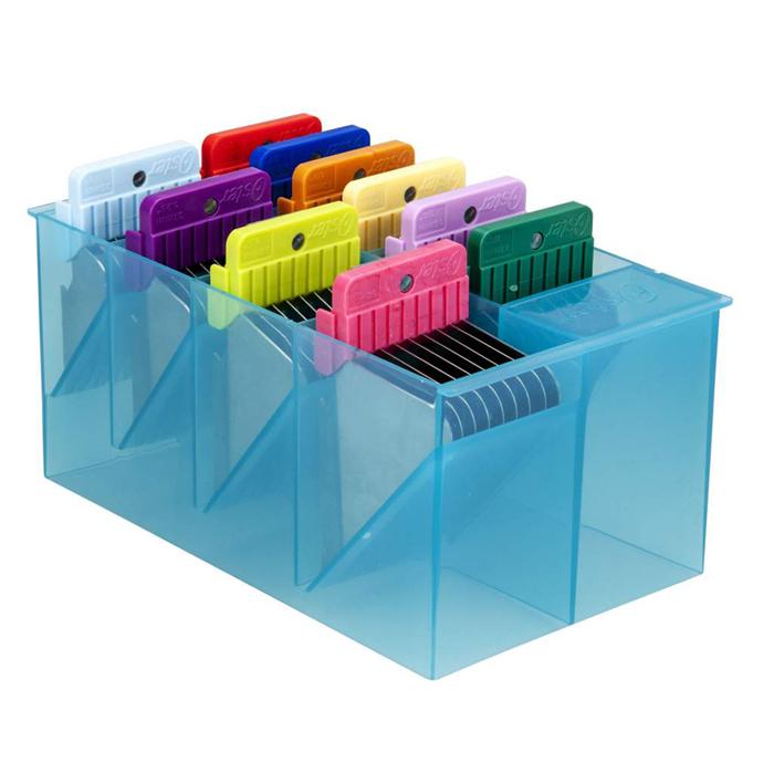 Kit de Pentes Adaptadores em Aço Inox (SNAPS) - 10 Peças