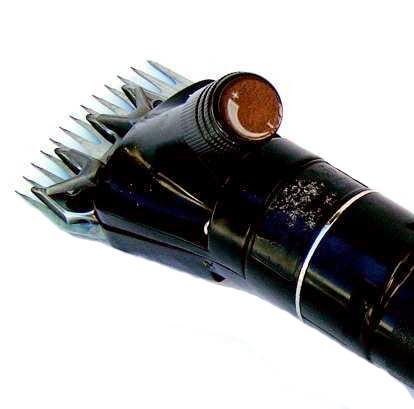 Máquina de Tosquia Shearmaster 1 veloc. 110V - Oster - Tosquiadeira Ovinos/Caprinos