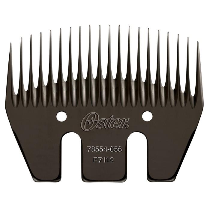 Lâmina de Tosa Inferior para Shearmaster 20 dentes - Ovinos - Oster
