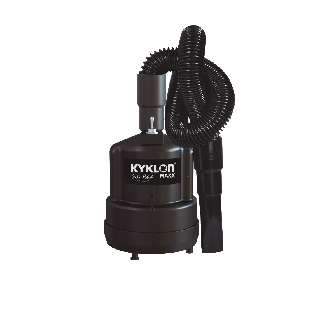 Soprador Maxx 2 Vel. 127V Black - 1400W - Kyklon